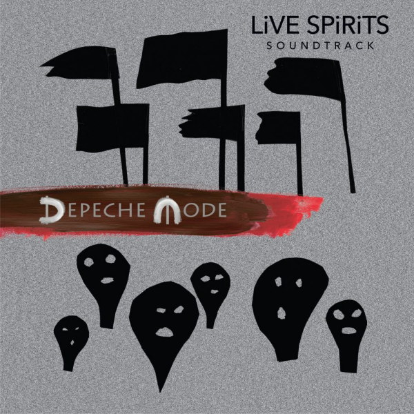 IDEPECHE MODE - LiVE SPiRiTS SOUNDTRACK