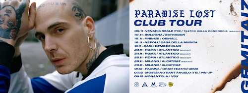 IGEMITAIZ - Paradise Lost Club Tour
